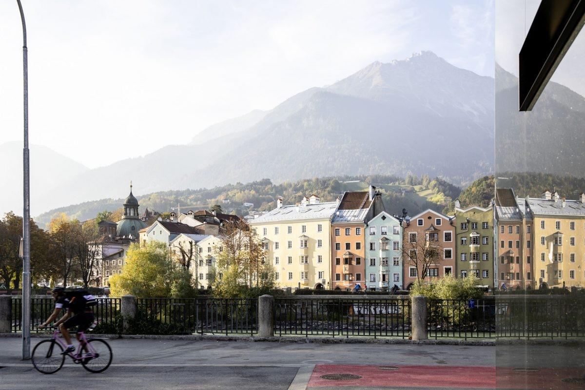 Ontdek Innsbruck terwijl je wandelt. Foto: Innsbruck Tourismus Mario Webhofer
