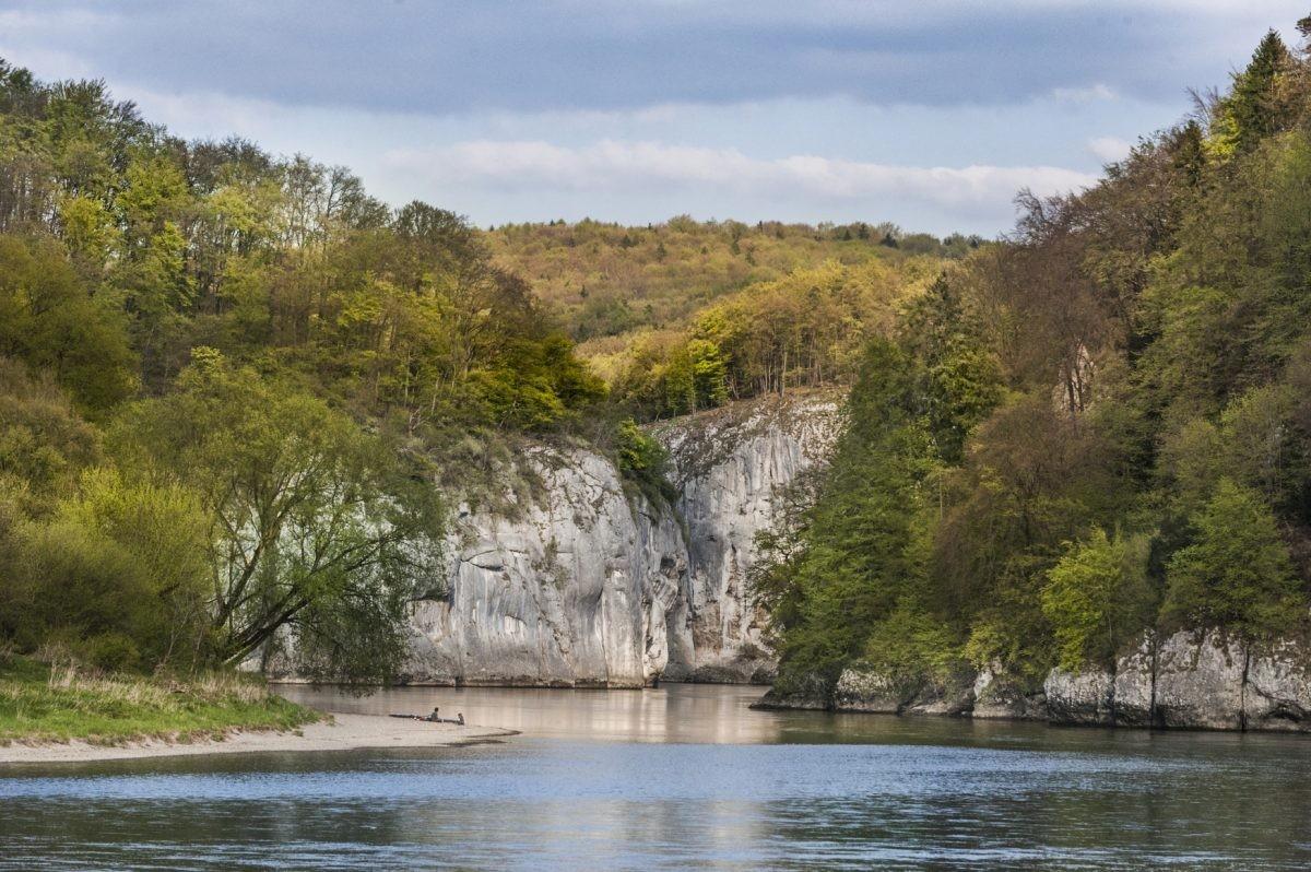 Geniet van de natuur langs de Donau. Foto: www.bayern.by - Peter von Felbert