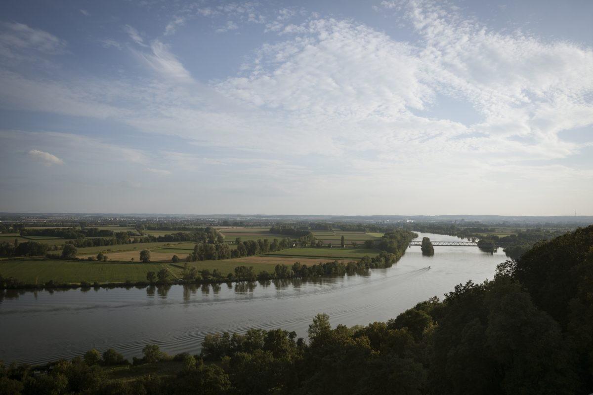 De Donau in het oosten van Beieren. Foto: www.bayern.by - Jens Schwarz