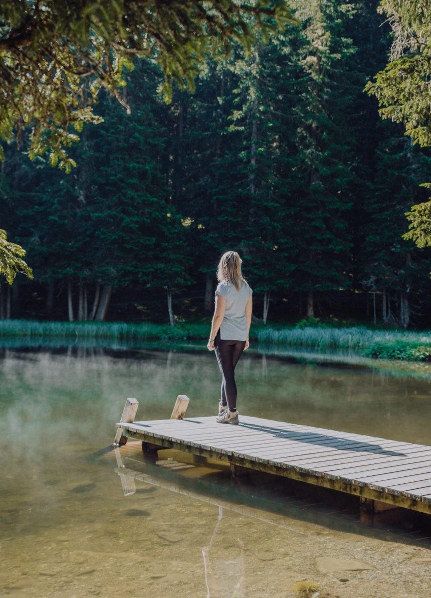 Schwarzwasser See. Foto: Kiki Multem