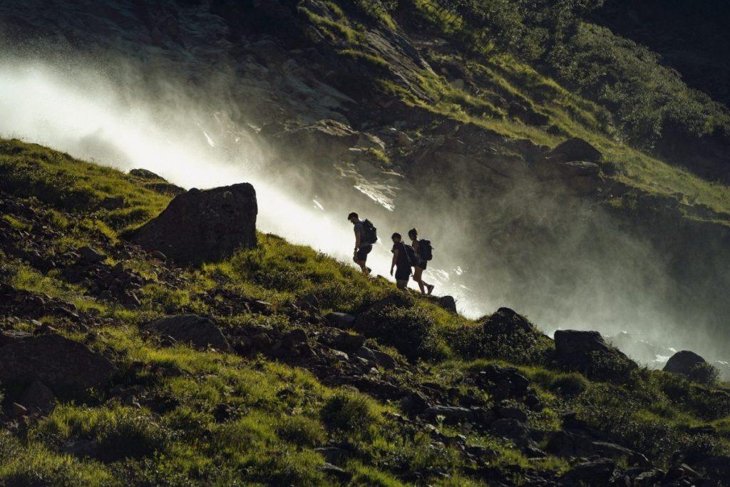 Wandelen in Tirol. Fotocredits: Tirol Werbung