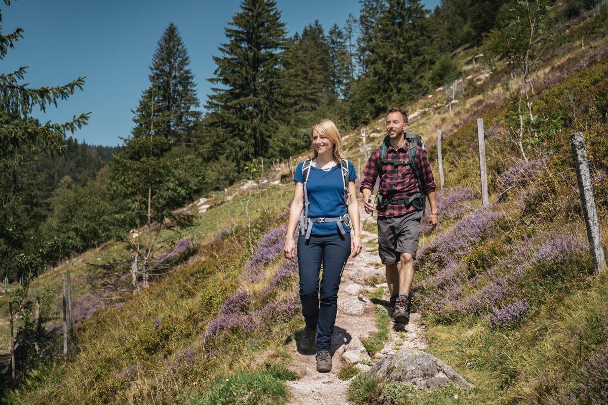 Wandelen in het Hochschwarzwald_©Hochschwarzwald Tourismus GmbH