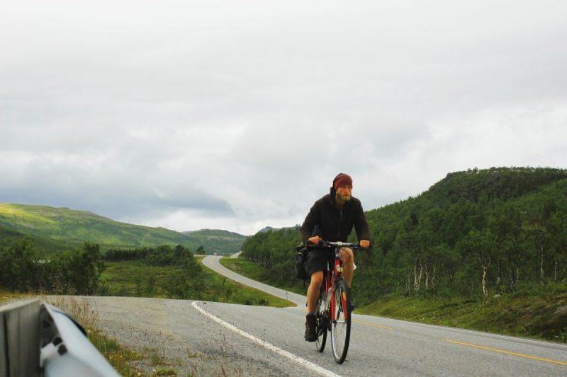 Op weg naar Finland, naar het Sami muziek festival Ijahis Idja