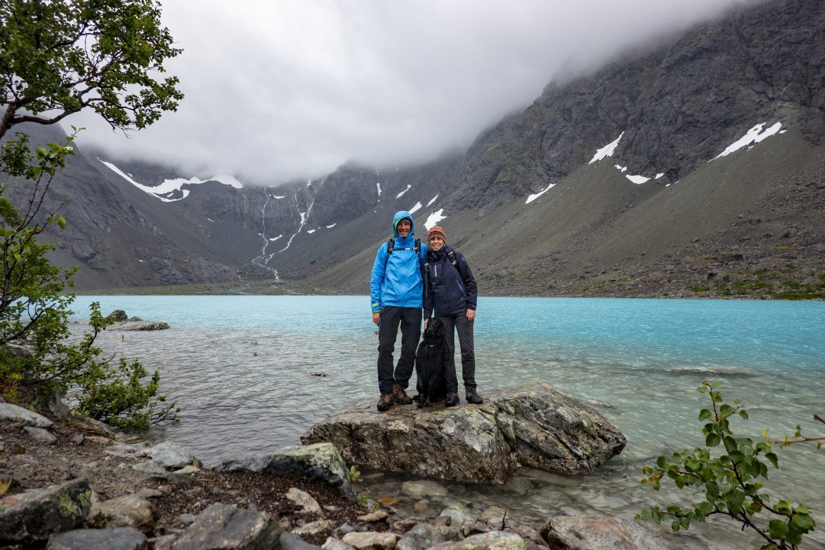 Noorwegen Blåvatnet