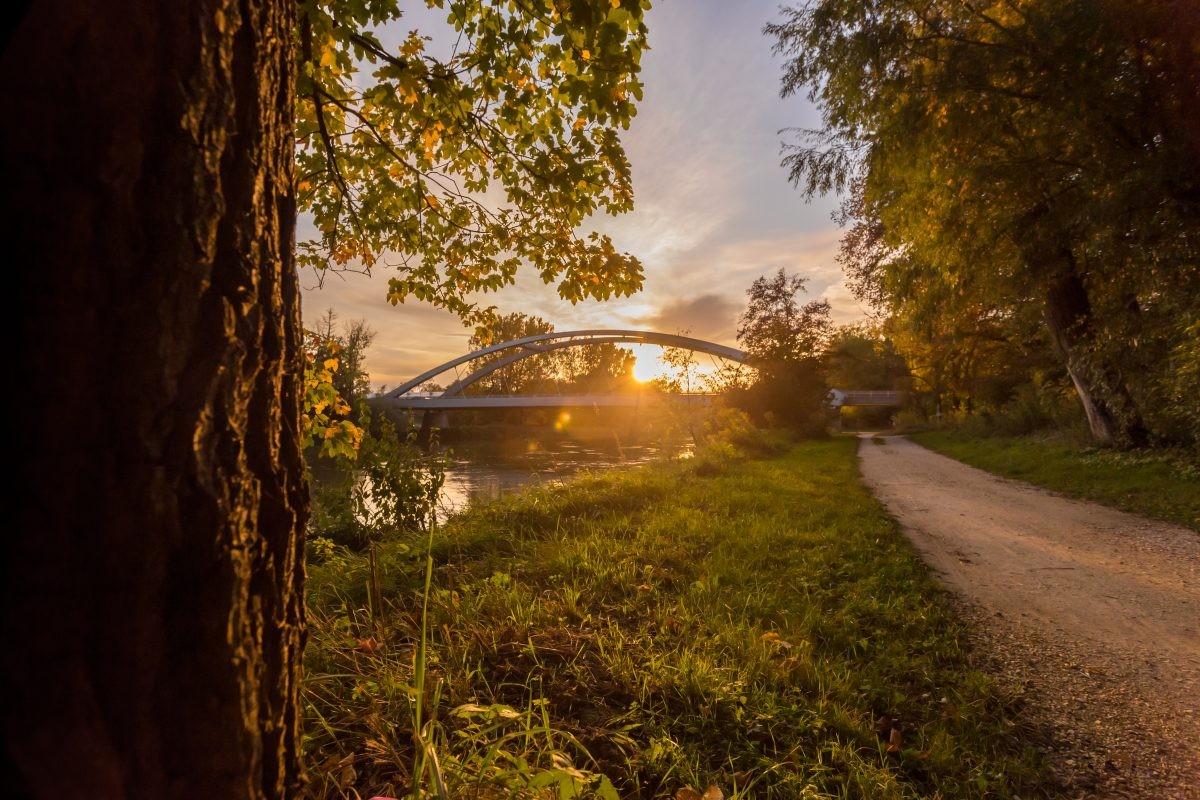 Brug over de Donau. Foto: Philipp Röger
