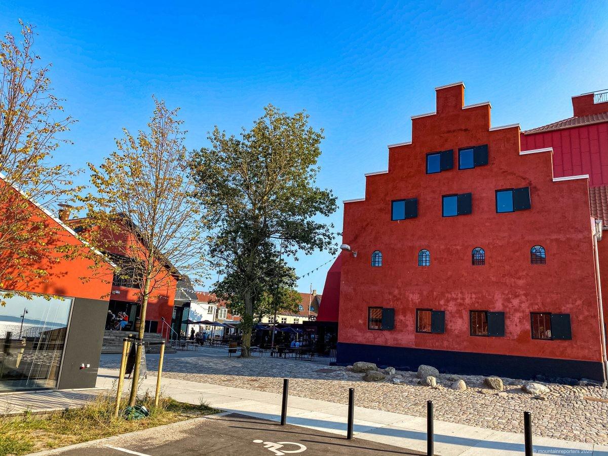 Ebeltoft, Maltfabriken