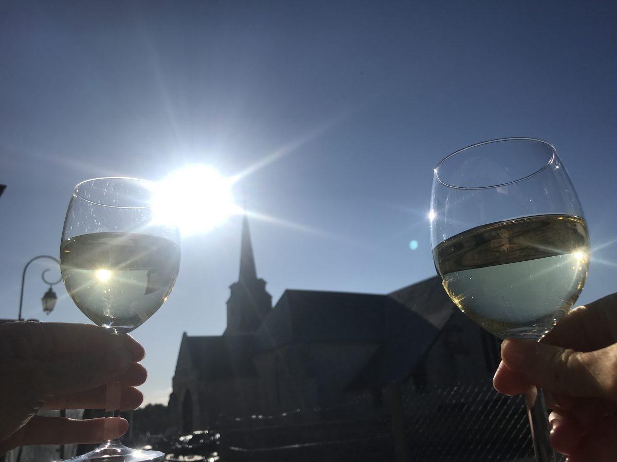 Een dag geen 'vin' is een dag niet geleefd.