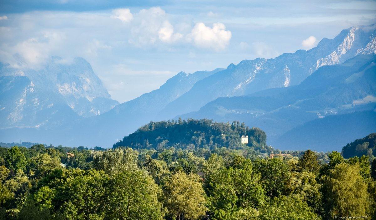 Salzburg. Foto: Edwin Hagenouw