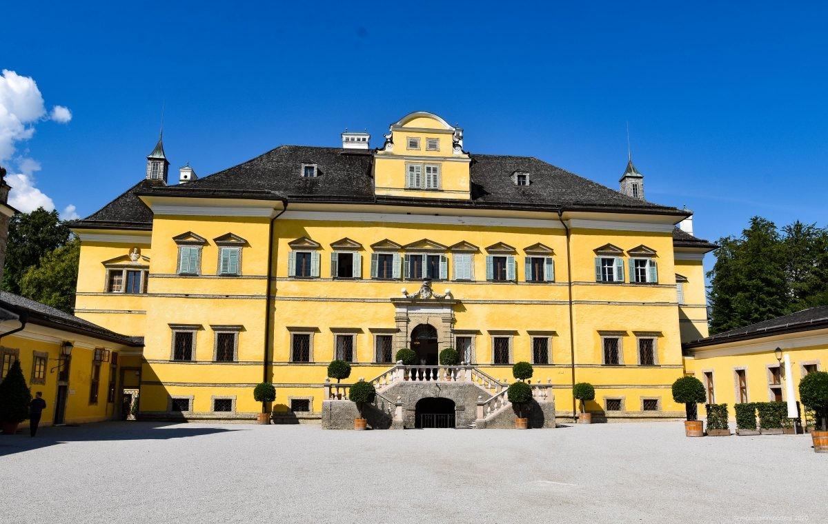 Heilbrunn Palace. Foto: Edwin Hagenouw