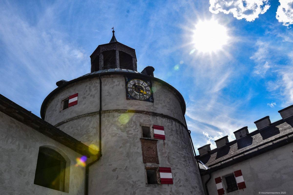 Fort Hohenwerf. Foto: Edwin Hagenouw