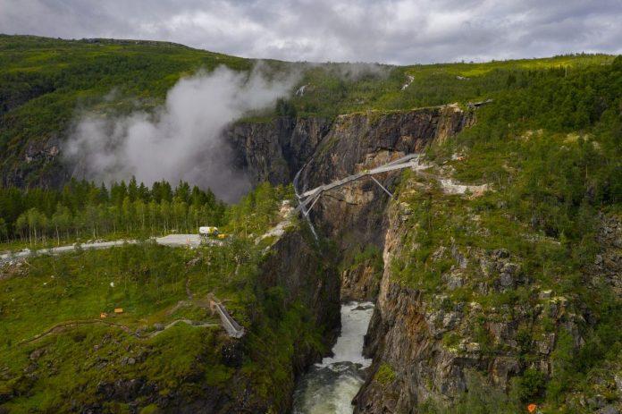 Vøringsfossen waterval