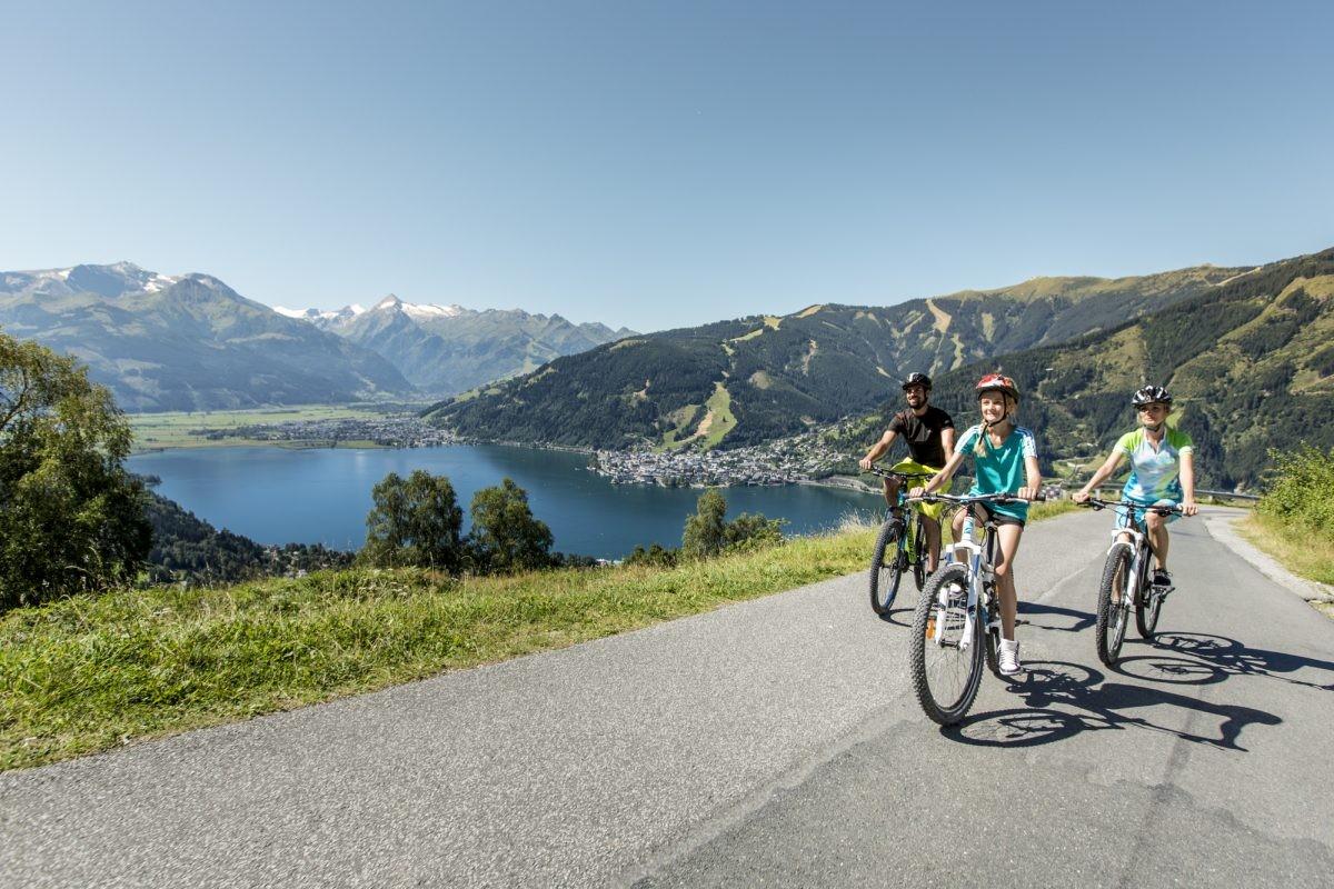 fietsen Zell am See