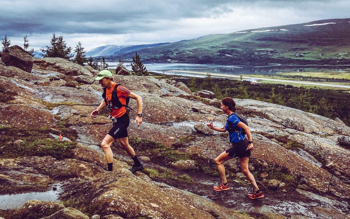Trailrunnen IJsland
