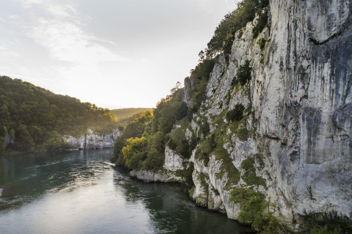 De natuur is hier waanzinnig mooi. Foto: www.bayern.by - Peter von Felbert