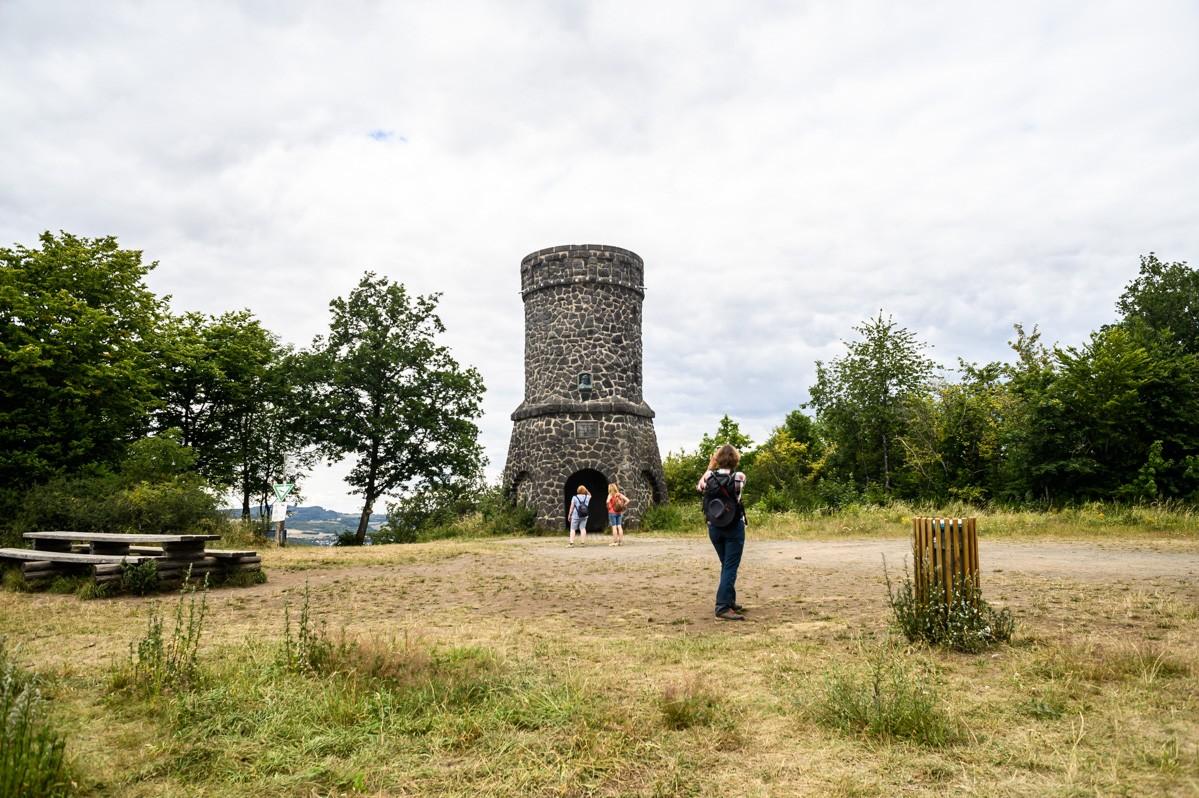 Fotograferen toren bij Maar