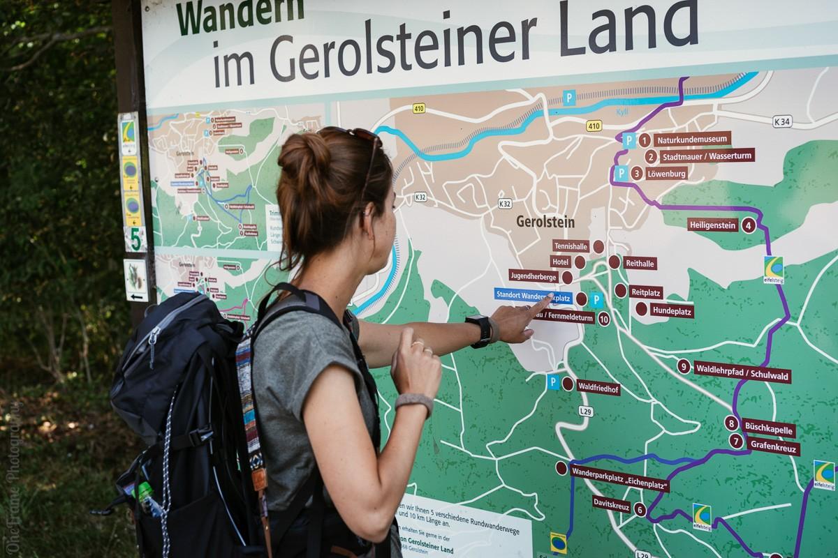 Route dubbelchecken