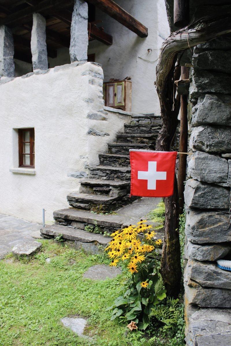 Welkom in duurzaam Zwitserland