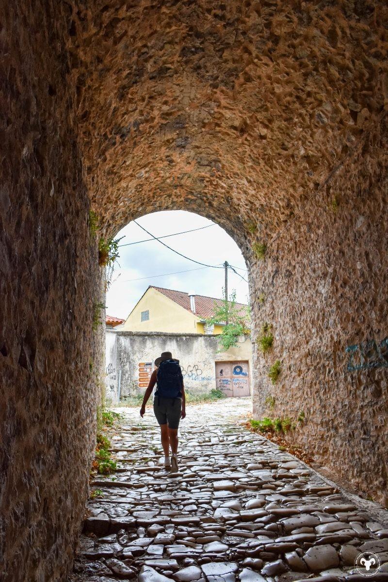 Arte Povera, Ioannina. Foto: Edwin Hagenouw