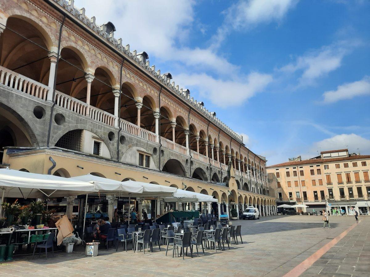 Padua Palazzo della Ragione