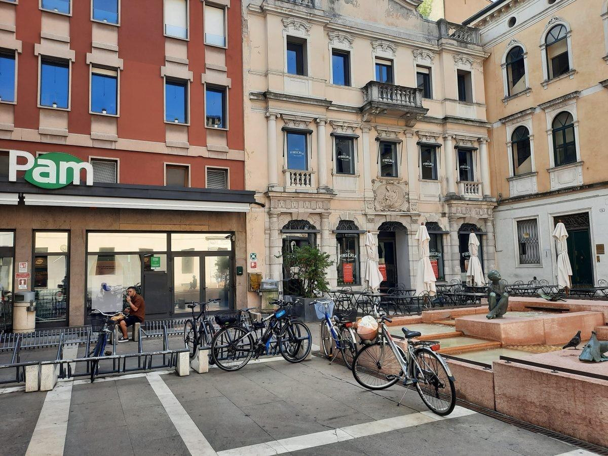 Padua is een fietsstad