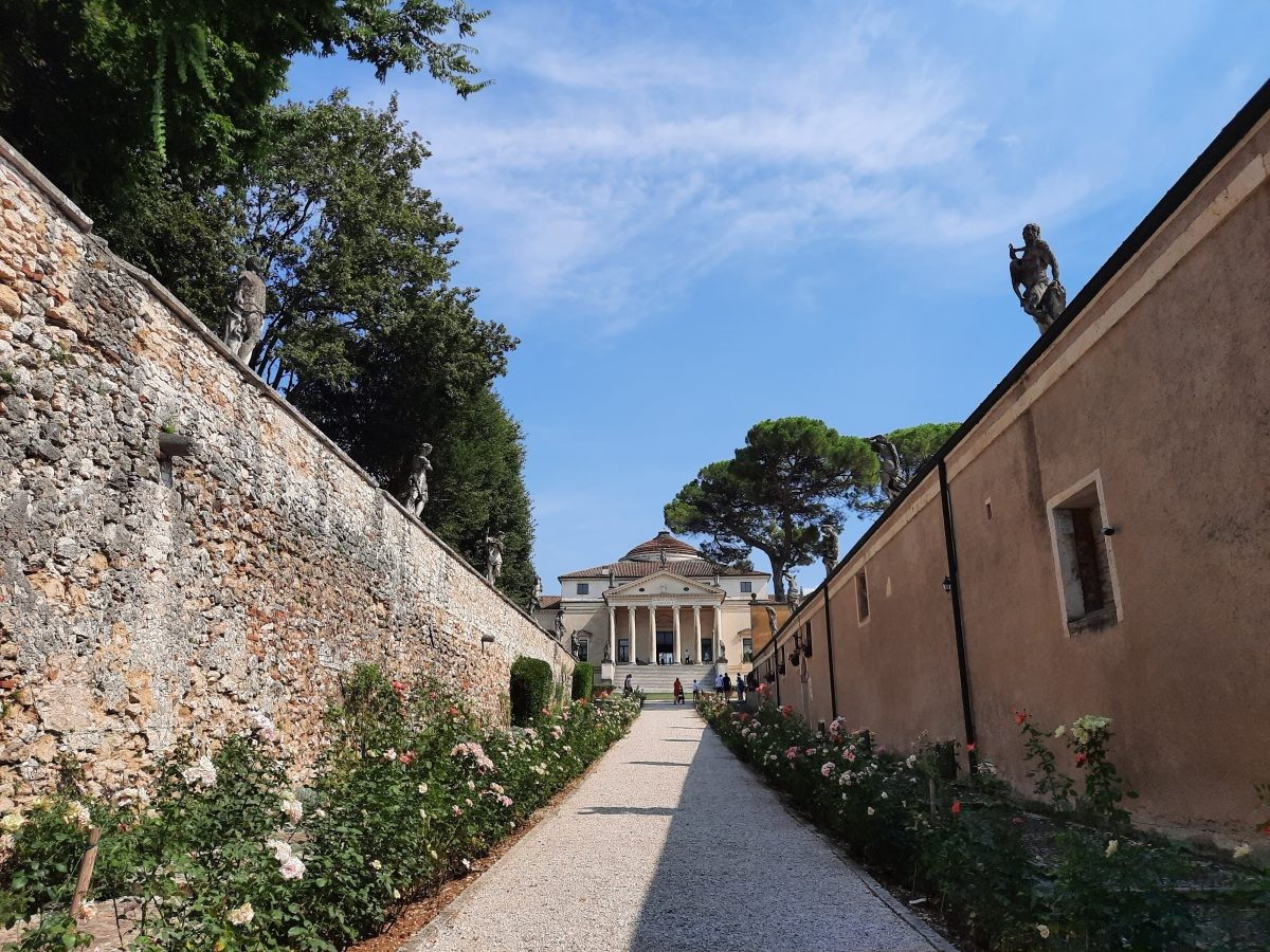 Vicenza Villa la Rotonda