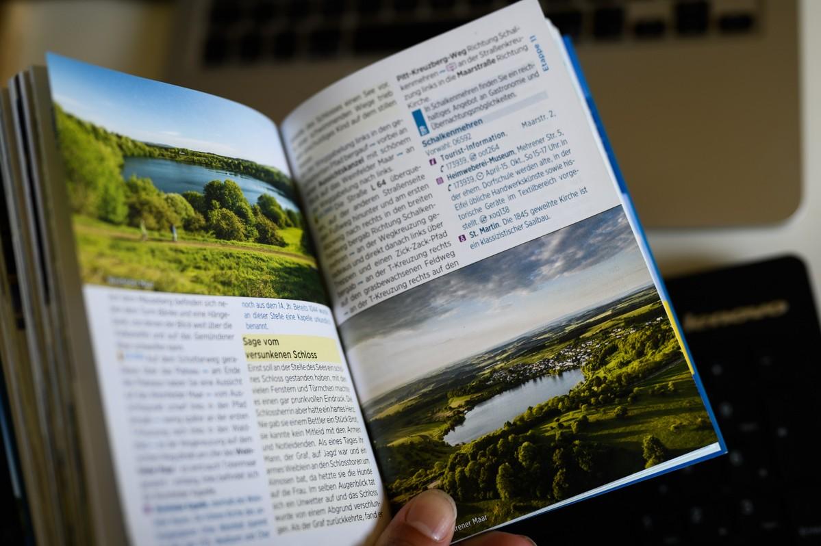 Eifelsteig Top Trail routeboekje