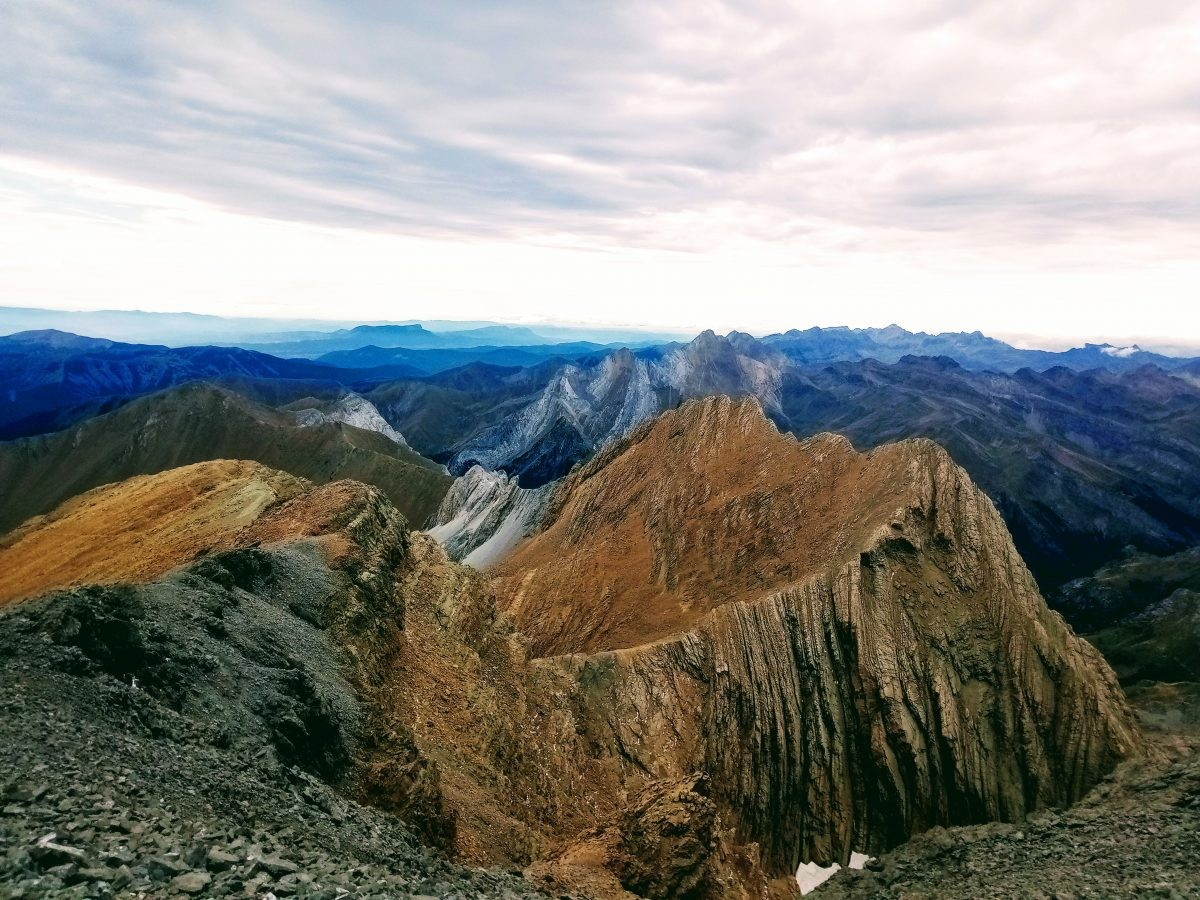 Alleen op meer dan 3000 meter hoogte