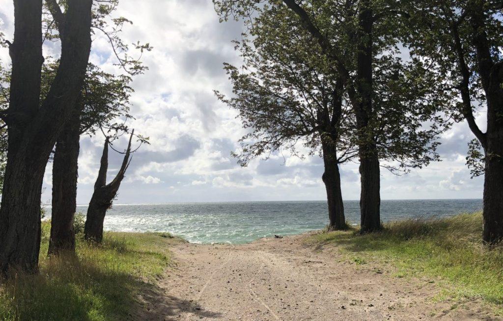 Litouws uitzicht over de Oostzee