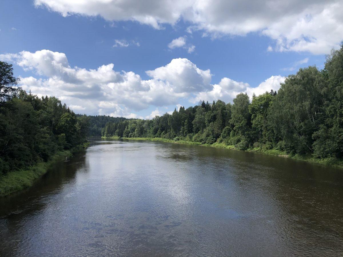 Gauja, de rivier