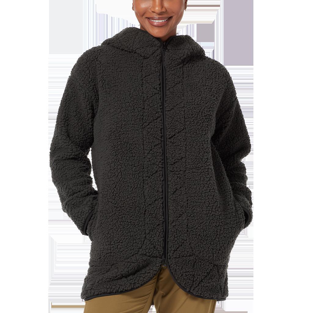 Urbanesque Sherpa jacket