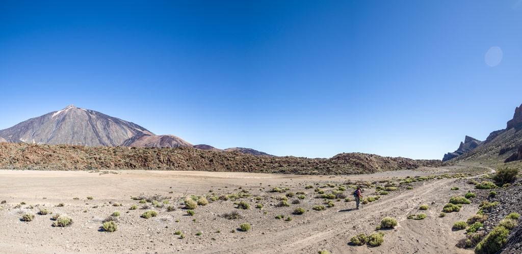 Wandelen op Tenerife is ontzettend afwisselend. Copyright Turismo de Tenerife