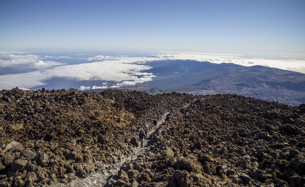 Het landschap van Tenerife is ongeëvenaard. Copyright Turismo de Tenerife