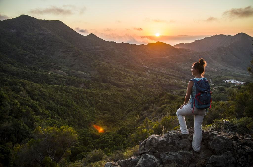 Welke wandeling is jouw favoriet? Copyright Turismo de Tenerife