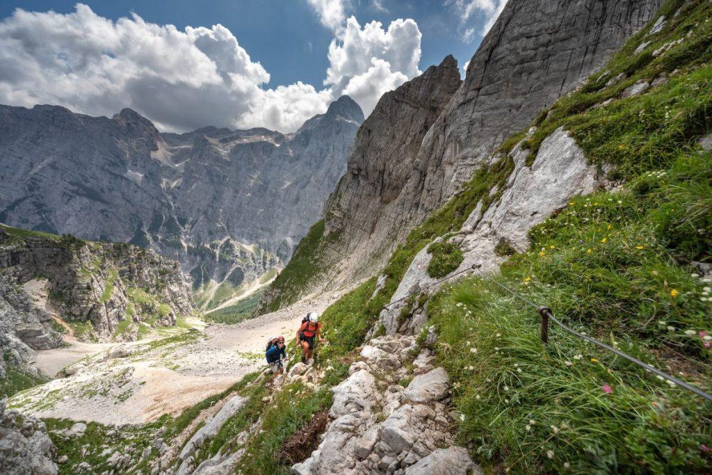 Sloveense Julian Alps