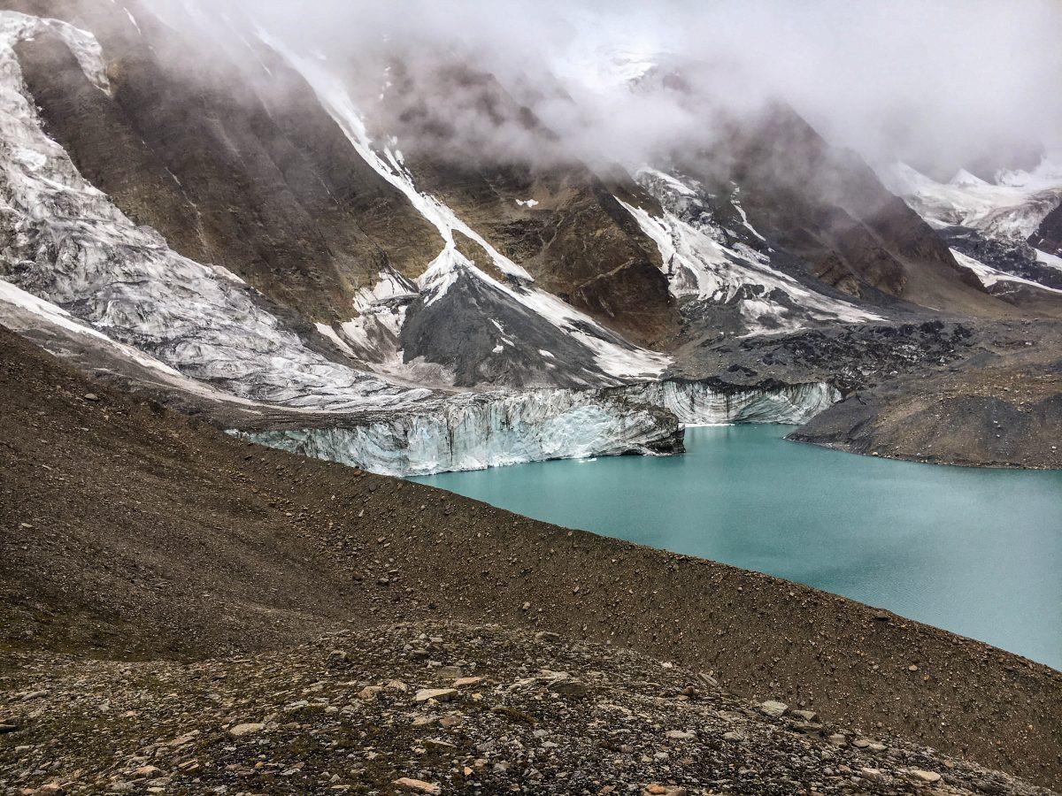 thilicho lake gletsjer