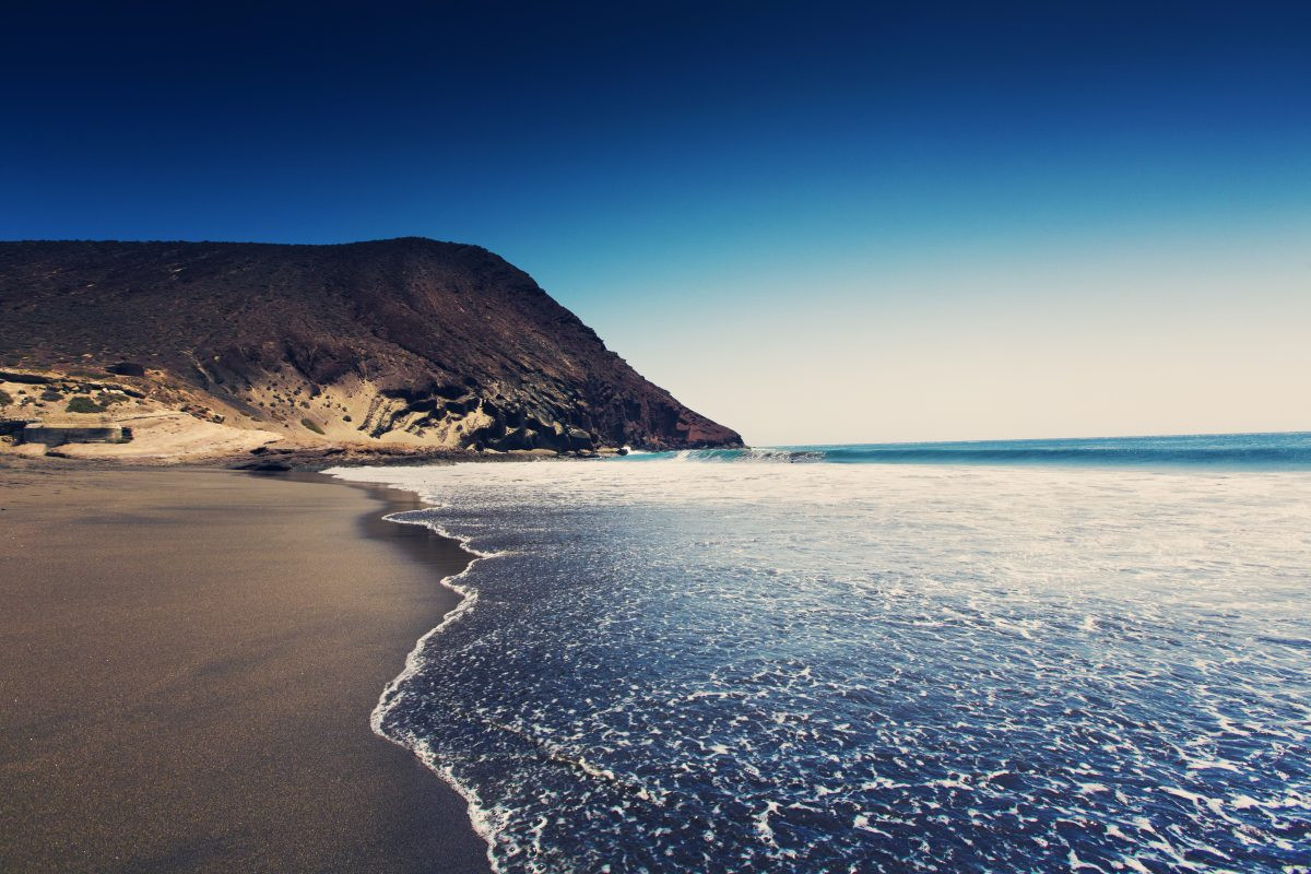 Heb je Playa La Tejita de volgende keer voor jezelf? Copyright Turismo de Tenerife