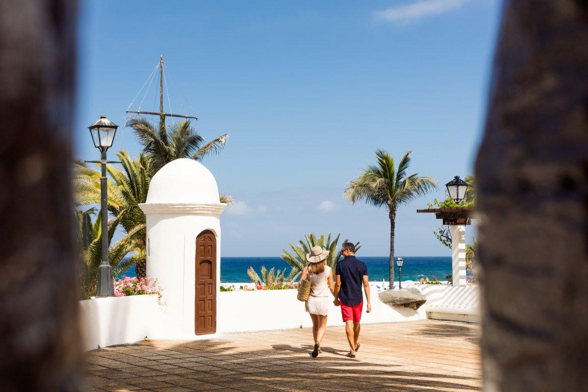 Puerto de la cruz. Copyright Turismo de Tenerife