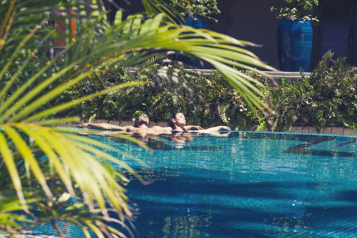 Heerlijk ontspannen na alle activiteiten. Copyright Turismo de Tenerife