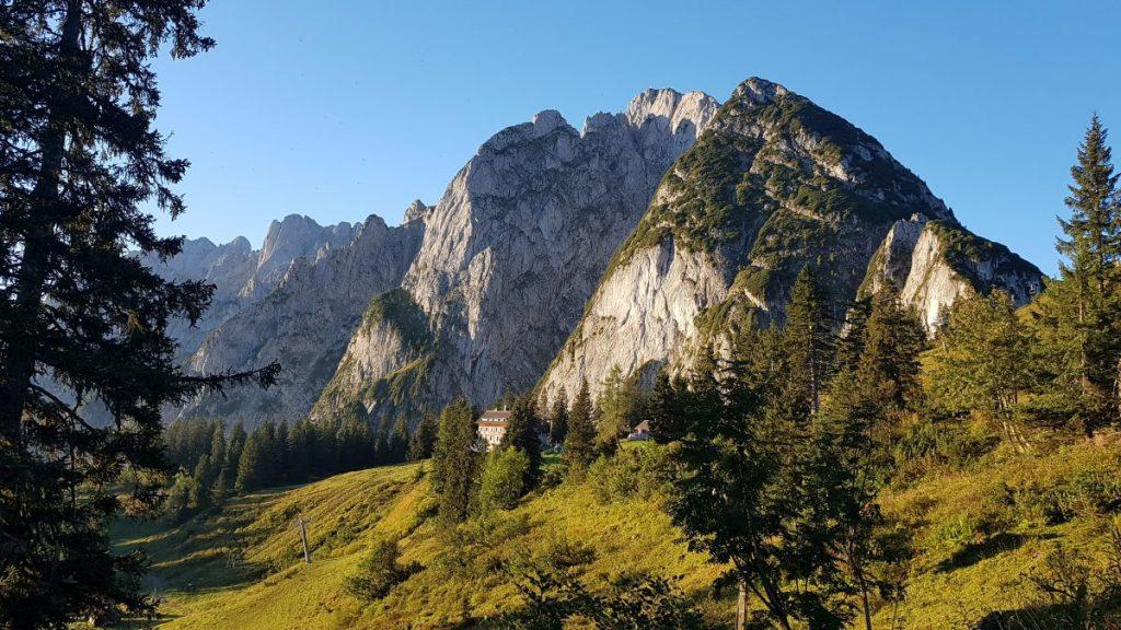 Berghut in Dachtstein-West