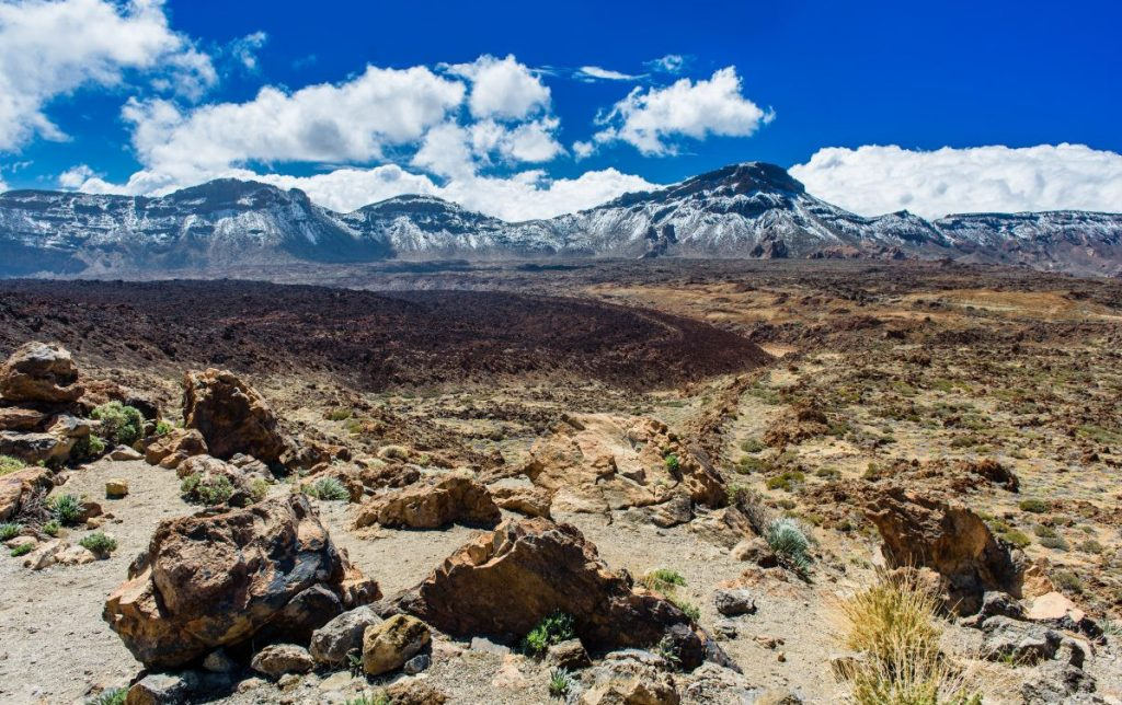 activiteiten op Tenerife