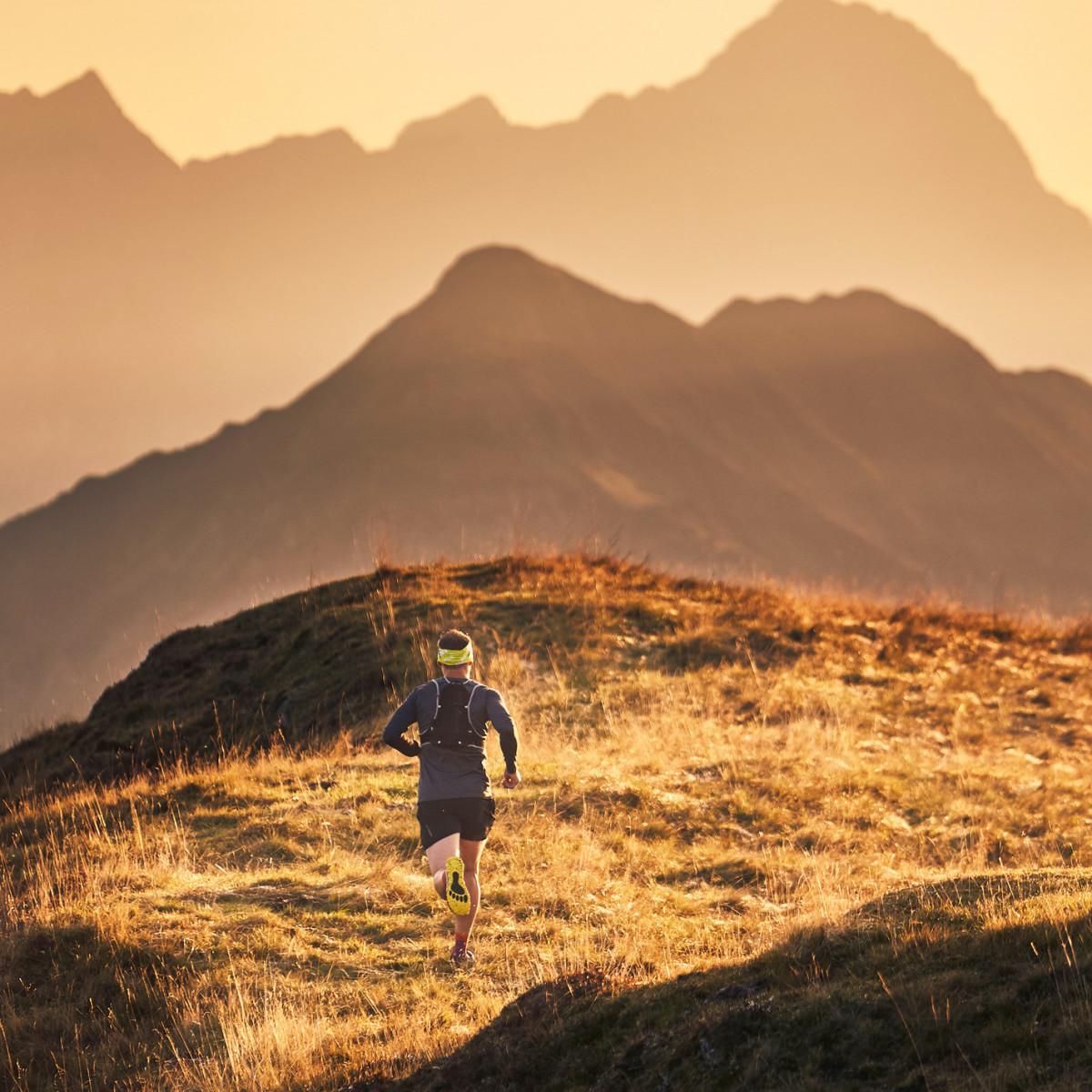 Trailrunnen bij Saalbach