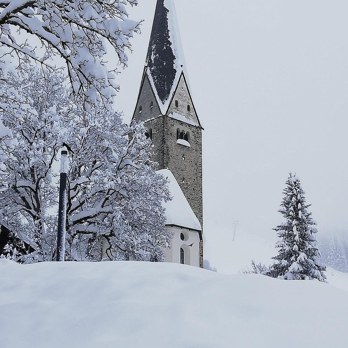 Kerk Mittelberg
