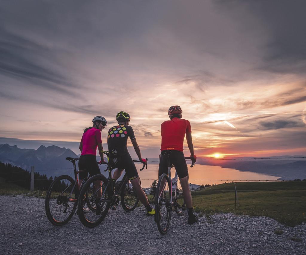Wat een uitzicht! Copyright: Zwitserland Toerisme