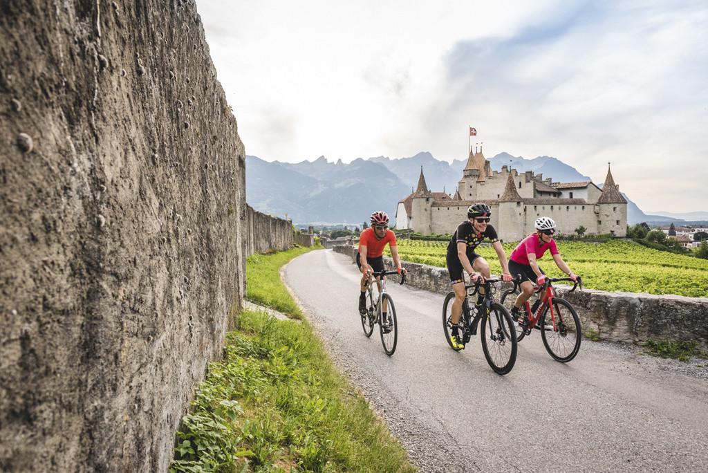 Wat een prachtige omgeving om te ontdekken. Copyright: Zwitserland Toerisme
