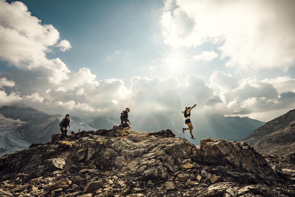 Bergfanaten kunnen zich compleet uitleven in Graubünden. Copyright: Zwitserland Toerisme