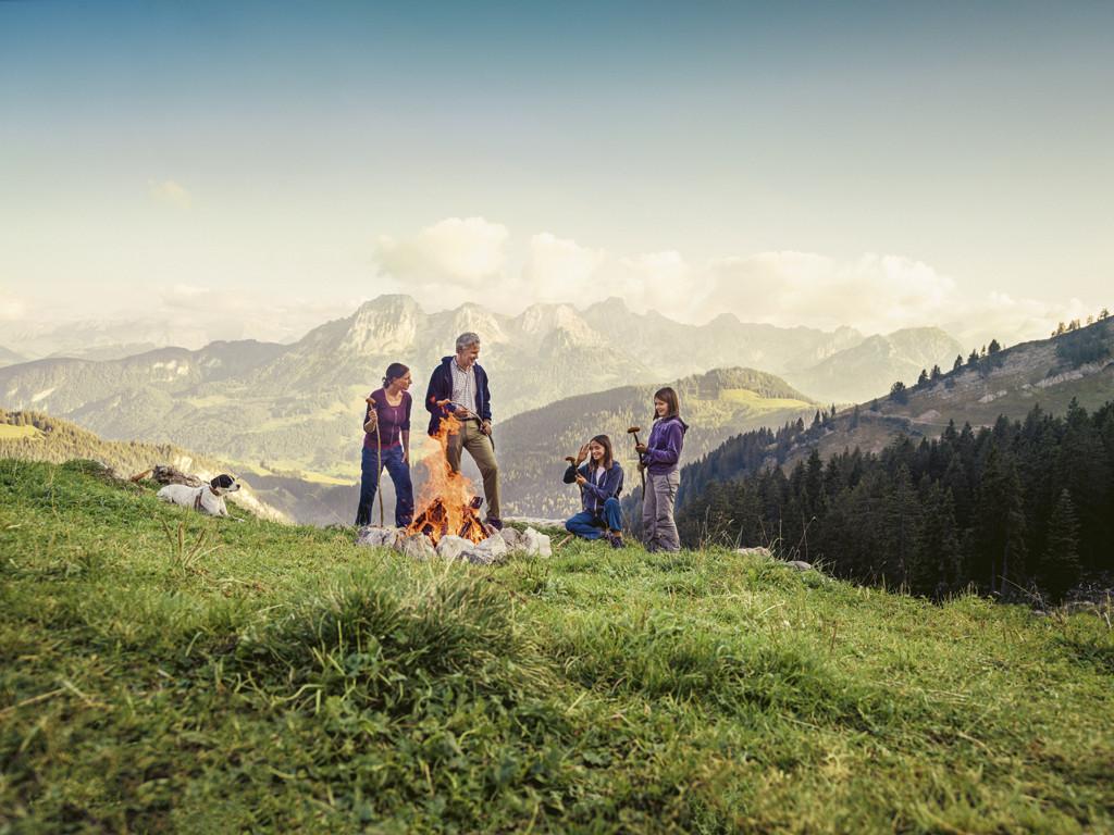 Vakantie voor het hele gezin in Vaud. Copyright: Zwitserland Toerisme