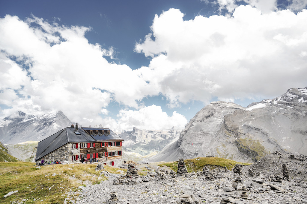 Op grote hoogte of in het dal, in de vrije natuur of in de stad. Wallis is geweldig. Copyright: Zwitserland Toerisme/Jan Geerk