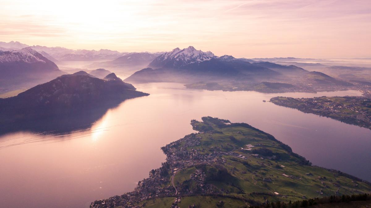 Weggis See Luzern