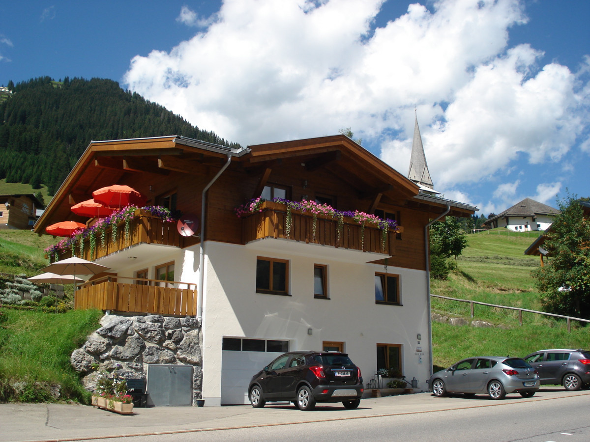 Zomerfoto Haus Bärenkopf