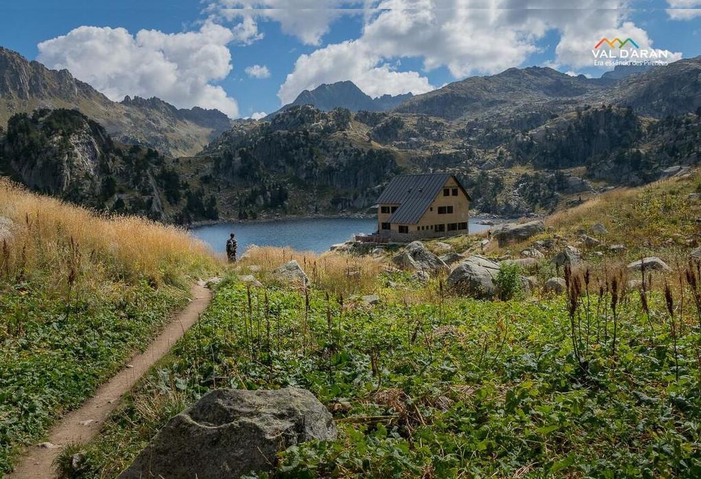 Prachtig wandelen, waar je ook gaat. Copyright: Val d'Aran Photos